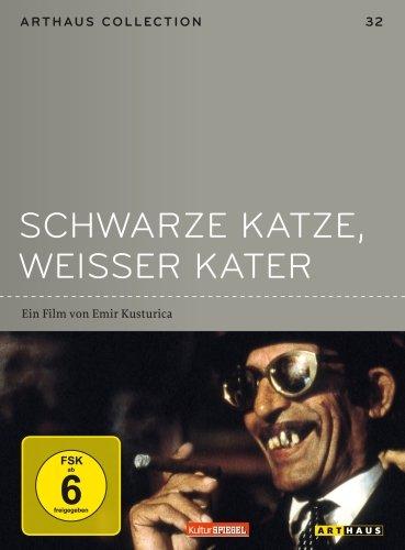 Bild von Schwarze Katze Weisser Kater - Arthaus Collection