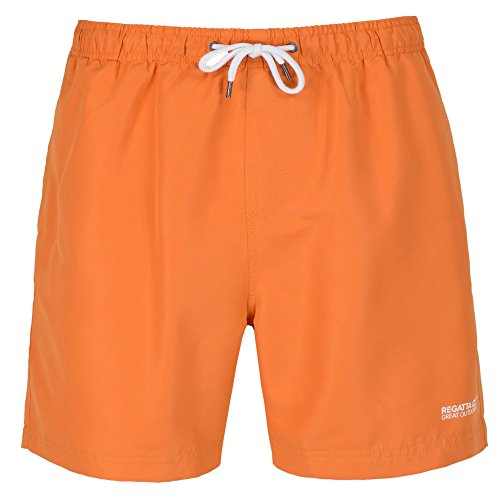 Regatta Herren Mawson Swim Shorts Carrot
