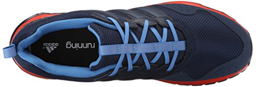Adidas Outdoor GSG9 Trail Running Shoe - Nero / notte Met / grigio scuro 6.5 Colonel Navy/Mineral Blue/Super Blue