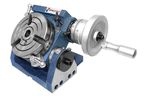 PAULIMOT Teilapparat Rundtisch Ø 110 mm schwenkbar horizontal/vertikal