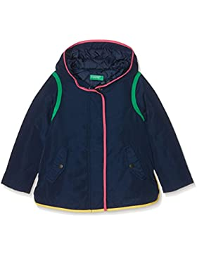 United Colors of Benetton Mädchen Jacke Jacket