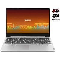 Notebook Lenovo Silver 8 Gb DDR4, SSD M.2 PCi da 256Gb cpu Amd A4 3020 di ultima generazione, Display Hd da 15,6 pollici…