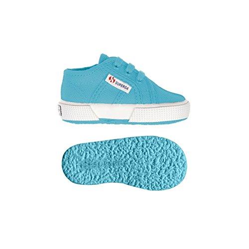Superga Babys 2750-Bebj Baby Classic Schuhe Turquoise