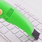 HJDQ Piccolo USB Vuoto della Tastiera Pulitore Microcomputer Scopa Spolverata Aspirapolvere Notebook USB