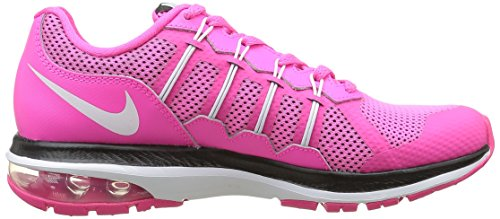 Nike Damen Air Max Dynasty Sneakers Rosa (Pink Blast / White-Black)