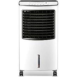 Air-conditioning fan Climatisation Ventilateur de Refroidissement et de Chauffage, climatiseur Domestique climatisation Ventilateur Refroidisseur dortoir Petit climatiseur d'alimentation en Eau