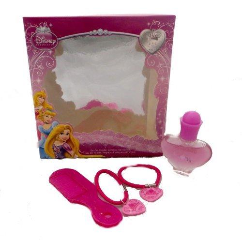 Princess of Disney Geschenk Eau de Toilette 20 ml und Zubehör hair beauty, 1er Pack (1 x 1 Stück)