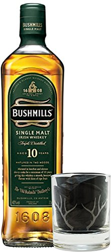 bushmills-10yr-old-malt-whisky-with-a-hand-engraved-antler-tumbler-700ml