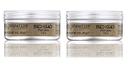 Tigi 2x Bed Head for Men Matte Separation Workable Wax 75 Gr. -