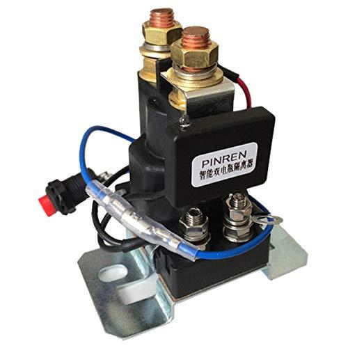Iycorish 12 V 200 Amp Batterie Isolator Dual Batterie Erh?ht Automatisch Die Batterie 200a Batterie-isolator