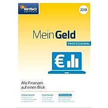 Buhl Data Wiso Mein Geld Professional 2018 (Frustfreie Verpackung)