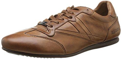 Redskins Chicosan, Herren Hohe Sneakers Braun (Cognac)