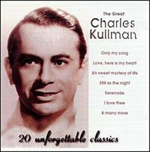 Great Charles Kullman [Import allemand]