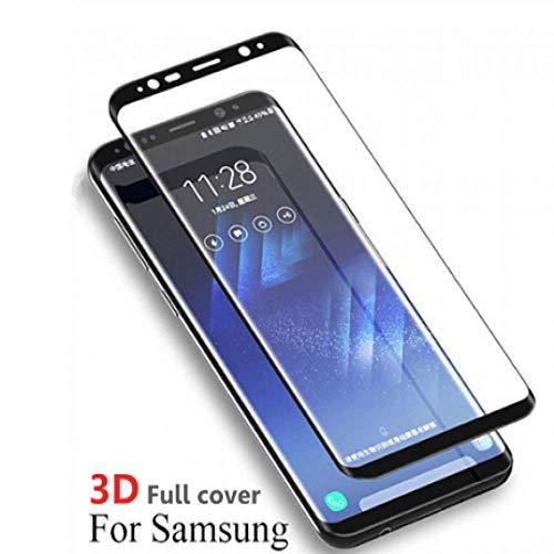 HOWEHORC 2pcs 3D Full Cover Schutzglas, für Samsung s8 Galaxy s8 Plus Displayschutzfolie gehärtetes Glas auf, für Samsung s9 s9 Plus Note 8