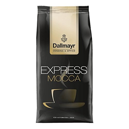 Dallmayr Vending & Office Express Mocca, 500g, 1er Pack