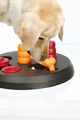 Trixie Dog Activity Flip Board Strategiespiel für Hunde, 23 cm - 4