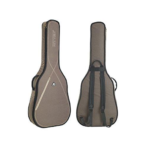 Ritter Tagung 3 Tasche für Klassik-Gitarre 4/4, Braun