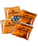 Best Reusable Hand Warmers - Lifesystems Unisex's Reusable Hand Warmers, Orange, One Size Review