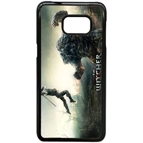 Personalised Samsung Galaxy S7 Full Wrap Printed Plastic Phone Case The Witcher