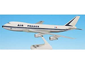 FlightSnap - Avion Miniature - Boeing 747-100 - Air France 1/200