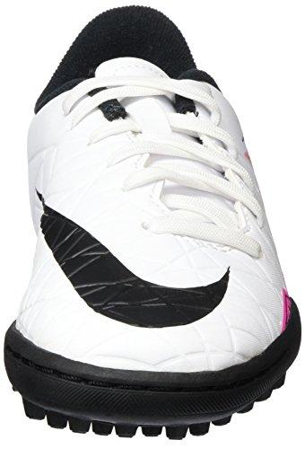Nike Jr Hypervenom Phelon Ii Tf, Scarpe da Calcio Unisex – Bambini Bianco