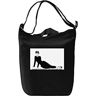 Nothing Is Impossible Leinwand Tagestasche Canvas Day Bag| 100% Premium Cotton Canvas| DTG Printing|