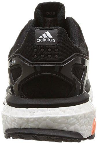 Adidas B40590, Damen Laufschuhe Mehrfarbig (Atr Cblack/Cblack/Silvmt)