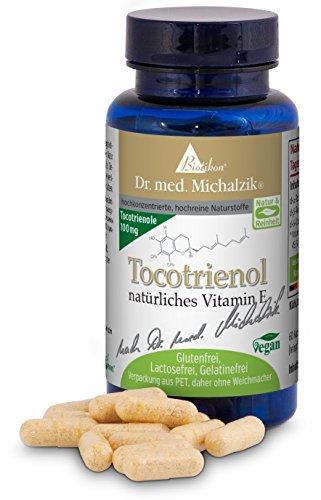 Tocotrienole Vitamin E nach Dr. med. Michalzik - ohne Zusatzstoffe (Vitamin-e-tocotrienol)