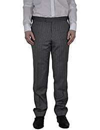 Michaelax-Fashion-Trade - Pantalon de smoking - Droit - Uni - Homme