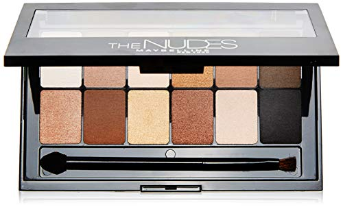 Maybelline New York Paleta Sombras Ojos The Nudes
