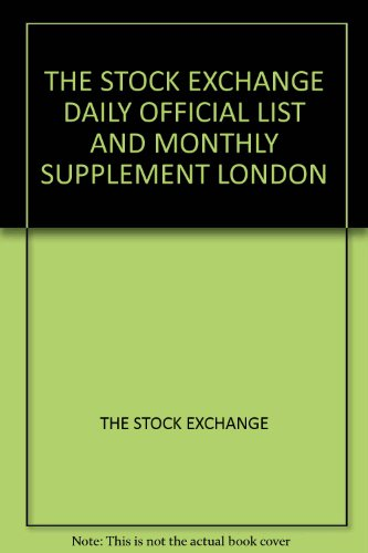 the-stock-exchange-daily-official-list-and-monthly-supplement-london