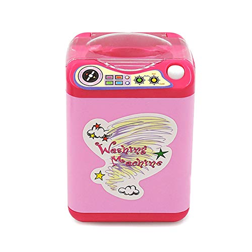 Usuny - Mini Pinceles de Maquillaje multifunción para Lavadora, Juguete de Esponja, Cepillo de Limpieza para niños