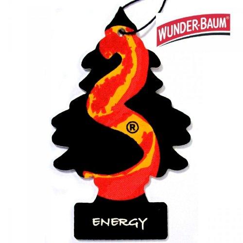 Wunderbaum Energy Duftbaum Duftbäumchen Lufterfrischer