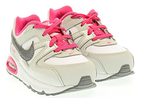 Nike Air Max Command (TD), Baskets Basses Mixte Bébé, Gris