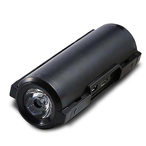 Tragbare Taschenlampe Fahrrad Audio Subwoofer Ride Bluetooth Lautsprecher Mini Card Player Wasserdichte Wireless Bluetooth Subwoofer , (Cabinet Grille)