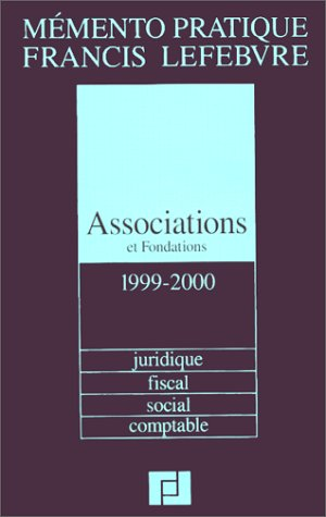 Mémento Associations et Fondations