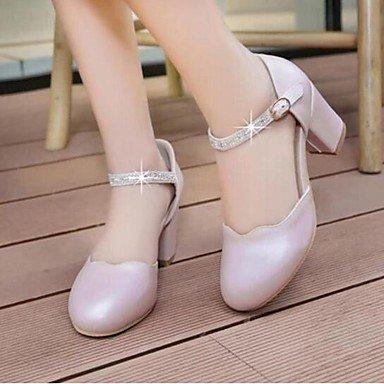 RTRY Donna Sandali Comfort Pu Estate Informale Comfort Arrossendo Rosa Blu Bianco 3A-3 3/4In US4-4.5 / EU34 / UK2-2.5 / CN33