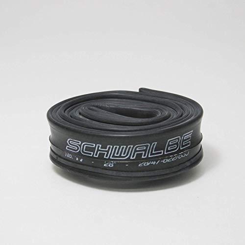 Schwalbe Fahrradschlauch AV19 40/62-584/635 EK AGV 40 mm Schlauch, scwarz, 27,5 29 Zoll