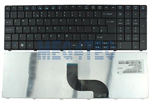 Tastatur für Acer Travelmate 5335,5344,5735,5740,5744,QWERTY Tastenbelegung, KB.I170A.227 F35 - 5744 Travelmate Acer