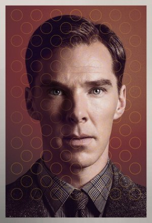 The Imitation Game - Benedict Cumberbatch - US Textless Imported Movie Wall Poster Print - 30CM X 43CM (The Imitation Game Sheet Music)