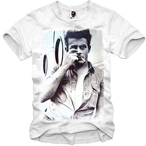 E1Syndicate T-Shirt James Dean Icon Marilyn Monroe Elvis Eleven S-XL