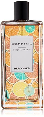 Berdoues Collection grands crus scorza di sicilia eau de cologne 100 ml