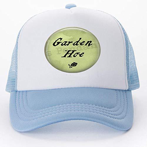 bab Gardening Pun Zitat Gartenhacke Biene Charm-Gardening Schmuck Geschenk für Gärtner, lustiges Zitat Gartenhacke Baseballmütze, Golfkappen, Tennishut