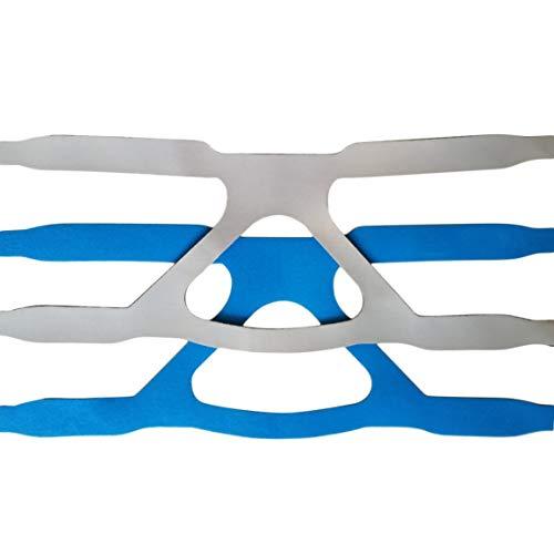 Universal-Kopfbedeckungen Comfort Gel Vollmaske Sicher Umwelt Replacement CPAP Kopfband ohne Maske Geeignet für PHILPS