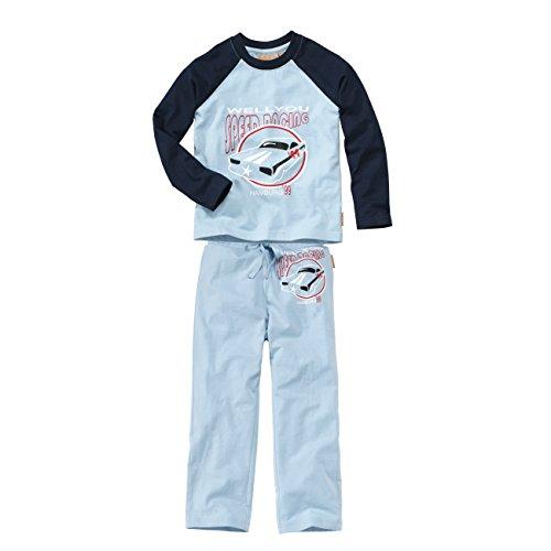 wellyou - Ensemble de pyjama - Bébé (garçon) 0 à 24 mois Bleu Bleu