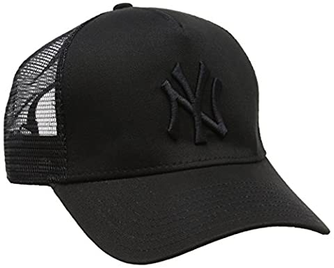 New Era Neyyan 9 Forty Casquette Homme Noir FR : OSFA (Taille Fabricant : OSFA)
