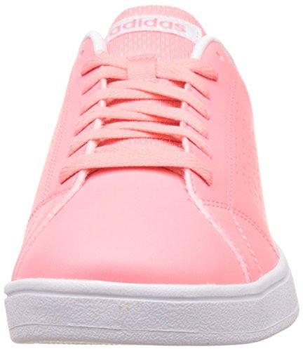 adidas - Advantage Clean Vs W, Scarpe sportive Donna Rosa (Rosray / Rosray / Ftwbla)