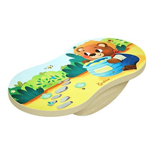 Kid Balance Board, Chshe TM, Kinder Fitness Wippe Balance Training Board Feel Balance Board Spielzeug -