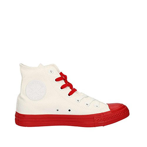 Converse 156765C Sneakers Unisex Blanc Blanc - Chaussures Baskets basses