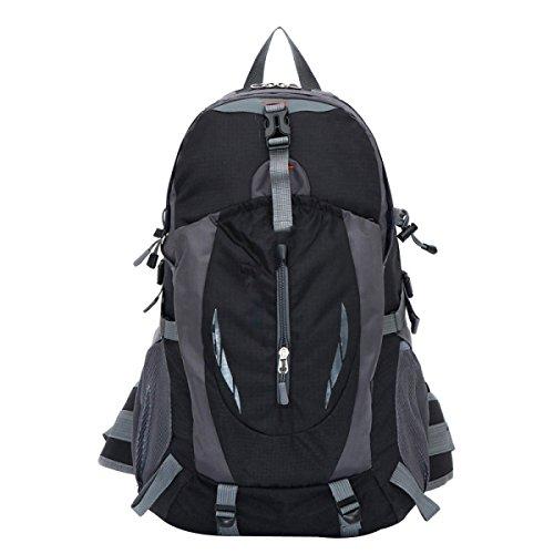 OGERT Sport All'aria Aperta Alpinismo Viaggio Zaino Spalle Multifunzione,Green Black